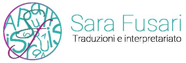 Sara Fusari Traduzioni